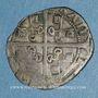 Monnaies Comtat Venaissin. Alexandre VI Borgia (1492-1503). Demi-gros