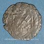 Monnaies Comtat Venaissin. Clément VIII (1592-1605). Au nom de Charles de Conti. Douzain 1600. Avignon