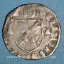 Monnaies Comtat Venaissin. Clément VIII (1592-1605). Monnayage au nom d'Octave d'Aquaviva. Douzain 15(?)