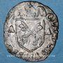 Monnaies Comtat Venaissin. Clément VIII (1592-1605). Monnayage au nom de Silvio Savelli. Douzain (1593-1594)