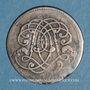 Monnaies Comtat Venaissin. Innocent XII (1691-1700). 1/12 d'écu 1692. Avignon