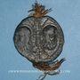 Monnaies Comtat Venaissin. Jules II (1503-1513). Bulle papale