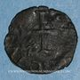 Monnaies Comtat Venaissin. Paul III (1534-1549). Denier