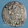 Monnaies Comtat Venaissin. Urbain VIII (1623-1644). Barberin 1633. Avignon