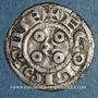 Monnaies Comté d'Angoulême. Monnayage anonyme au nom de Louis (12e siècle). Obole