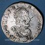 Monnaies Comté d'Artois. Philippe II d'Espagne (1555-1598). 1/2 écu philippe 1586, Arras