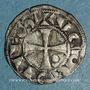 Monnaies Comté de la Marche. Hugues IX (1199-1219) et Hugues X (1219-1249). Denier