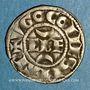 Monnaies Comté de la Marche. Hugues XI (1249-1260). Denier