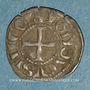 Monnaies Comté de la Marche. Hugues XI (1249-1260). Obole