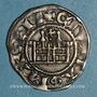 Monnaies Comté de Provence. Raymond Bérenger V (1209-1245). Gros marseillais. Marseille, à partir de 1218