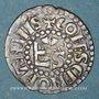 Monnaies Comté du Mans. Successeurs d'Herbert I (12e siècle). Denier