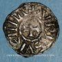 Monnaies Dauphiné. Archevêché de Vienne. Monnayage anonyme (1ère moitié du XIIe siècle). Denier