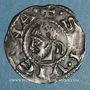 Monnaies Dauphiné. Archevêché de Vienne.Monnayage anonyme (1ère moitié du XIIe siècle). Denier