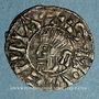 Monnaies Dauphiné. Archevêché de Vienne. Monnayage anonyme, vers 1150-1200. Denier