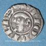 Monnaies Dauphiné. Archevêché de Vienne. Monnayage anonyme (vers 1150-1200). Obole