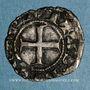 Monnaies Dauphiné. Evêché de Die. Denier anonyme, XIIIe siècle
