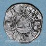 Monnaies Dauphiné. Evêché de Saint-Paul-Trois-Châteaux. Monnayage anonyme (1225-1250). Obole (billon)