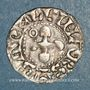 Monnaies Dauphiné. Evêché de Valence. Monnayage anonyme (XIIe - XIIIe siècle). Denier