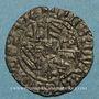 Monnaies Duché de Bourgogne. Charles le Téméraire (1467-1477). Engrogne frappée à Auxonne