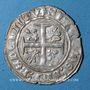 Monnaies Duché de Bourgogne. Jean sans Peur (1404-1419). Grand blanc, à partir d'avril 1417