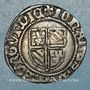 Monnaies Duché de Bourgogne. Jean sans Peur (1404-1419). Grand blanc. Auxonne (?), à partir de 1418