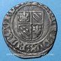 Monnaies Duché de Bourgogne. Jean sans Peur (1404-1419). Grand blanc. Auxonne, à partir de la fin de 1411