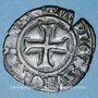 Monnaies Duché de Bourgogne. Philippe le Bon (1419-1467). Double tournois. Auxonne(?), après 1423