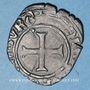 Monnaies Duché de Bourgogne. Philippe le Bon (1419-1467). Double tournois. Auxonne(?)