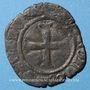Monnaies Duché de Bourgogne. Philippe le Bon (1419-1467). Double tournois