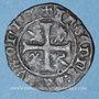 Monnaies Duché de Bourgogne. Philippe le Bon (1419-1467). Engrogne. Auxonne, après 1430