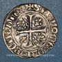 Monnaies Duché de Bourgogne. Philippe le Hardi (1363-1404). Grand blanc