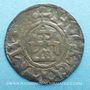 Monnaies Duché de France. Comté de Dreux. Hugues Bardoul (1028-1055). Denier