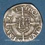 Monnaies Franche Comté. Cité de Besançon. Blanc (= 1/2 carolus) 1541