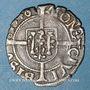 Monnaies Franche Comté. Cité de Besançon. Blanc (= 1/2 carolus) 1546