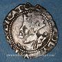 Monnaies Franche Comté. Cité de Besançon. Blanc (= 1/2 carolus) 1565