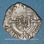 Monnaies Franche Comté. Cité de Besançon. Blanc (= 1/2 carolus) 1579
