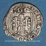 Monnaies Franche Comté. Cité de Besançon. Carolus 1581
