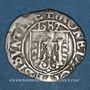 Monnaies Franche Comté. Cité de Besançon. Carolus 1587