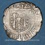 Monnaies Franche Comté. Cité de Besançon. Carolus 1612