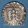Monnaies Franche Comté. Cité de Besançon. Carolus 1616