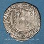 Monnaies Franche Comté. Cité de Besançon. Carolus 1618. Type avec grand buste droit