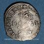 Monnaies Franche Comté. Cité de Besançon. Carolus 1623