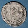 Monnaies Franche Comté. Cité de Besançon. Gros (= 1/8 teston) 1622