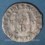 Monnaies Franche Comté. Cité de Besançon. Gros (= 1/8 teston) 1623