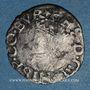 Monnaies Franche Comté. Comté de Bourgogne. Philippe II (1556-1598). Blanc (= 1/2 carolus) 1561. Dôle