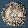 Monnaies Franche Comté. Comté de Bourgogne. Philippe II (1556-1598). Carolus 1564. Dôle