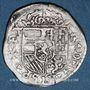 Monnaies Franche Comté. Comté de Bourgogne. Philippe II (1556-1598). Gros 1588. Dôle