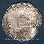 Monnaies Franche-Comté. Comté de Bourgogne. Philippe IV (1621-1665). 2 gros (=1/16 patagon) 1622. Dôle