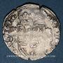 Monnaies Franche Comté. Comté de Bourgogne. Philippe IV (1621-1665). Gros (= 1/32 patagon) 1622. Dôle