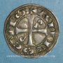 Monnaies Languedoc. Comté de Toulouse. Alphonse Jourdain (1112-1148). Denier